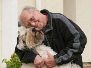 Pets Benefit Seniors